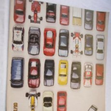 Coches: EL MUNDO REVISTA - MOTOR ANUARIO 1991. . Lote 166578534