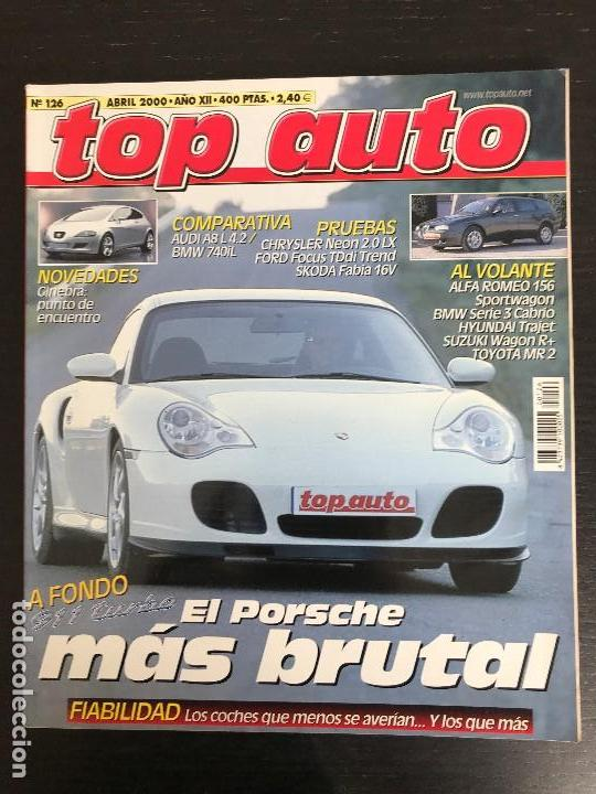 Top Auto Nº 126 Chrysler Neon Ford Focus Skod Buy Old Car