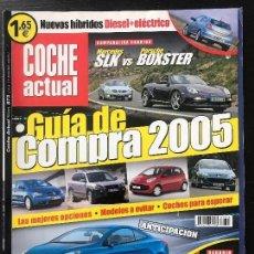Autos - COCHE ACTUAL Nº 873 - MERCEDES SLK 350 PORSCHE BOXSTER S - 167709996