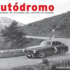 Coches: AUTODROMO 8 - PEGASO DE HUMET AUTOCICLO GARRIGA HISPANO VILLIERS BARQUETA LOLA MERCURY GEORGANO. Lote 222223283