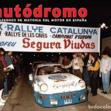 Coches: AUTODROMO 5 - NAVAL SOMUA REYNES FERMIN VELEZ ARAGALL MONOMILL HISPANO SUIZA. Lote 222859437