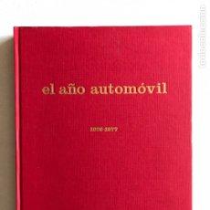 Coches: EL AÑO DEL AUTOMOVIL. TOMO 1976-1977. EDISPORT.. Lote 168091358