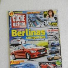 Coches: COCHE ACTUAL REVISTA Nº 1281 ABRIL 2013. . Lote 168491752