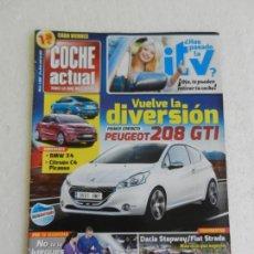 Coches: COCHE ACTUAL REVISTA Nº 1282 ABRIL 2013. . Lote 168492504