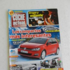 Coches: COCHE ACTUAL REVISTA Nº 1274 FEBRERO 2013. . Lote 168492644