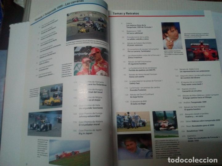 Coches: -FORMULA 1 -TEMPORADA 99-220 PAG - Foto 2 - 171298060