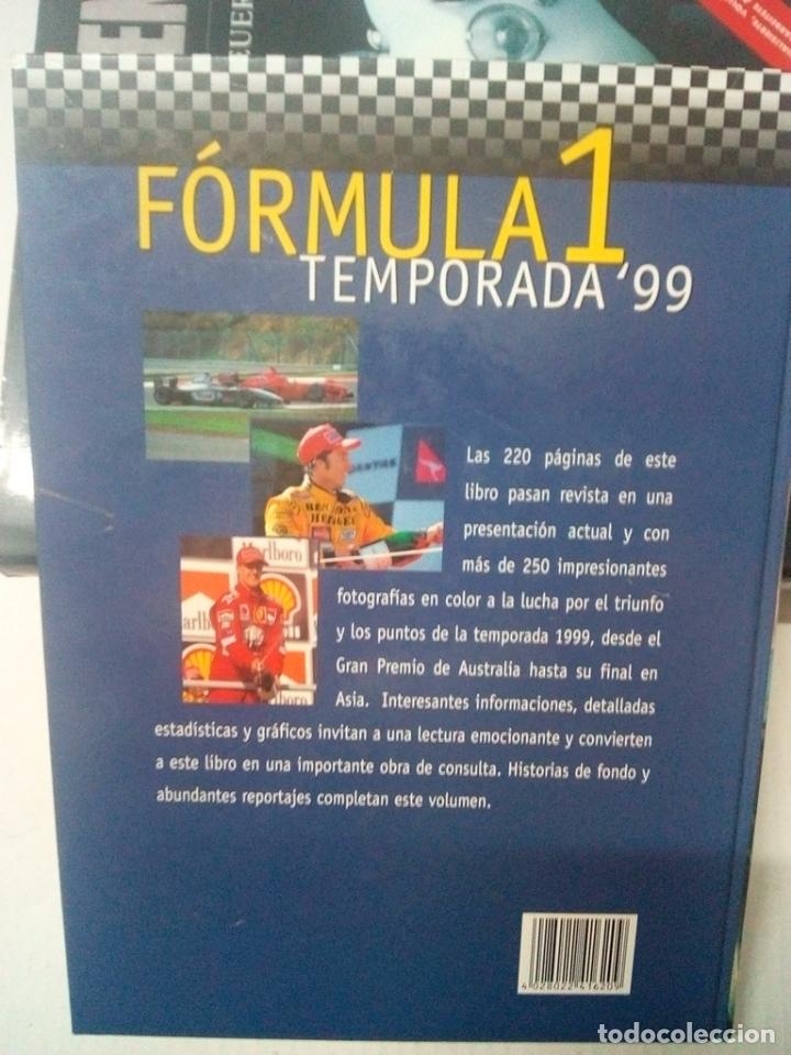 Coches: -FORMULA 1 -TEMPORADA 99-220 PAG - Foto 8 - 171298060