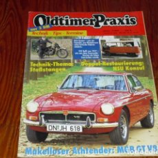 Coches: OLDTIMER PRAXIS - 1994. Lote 172368558