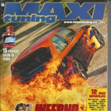 Coches: MAXI TUNING Nº 58. Lote 173012508