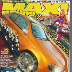 Coches: MAXI TUNING Nº 72. Lote 173013907