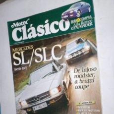 Carros: REVISTA MOTOR CLASICO Nº299 ENERO 2013 MERCEDES SL,ALFA GTV,TOYOTA CELICA TURBO,RENAULT 17,RETRO BN . Lote 174166754