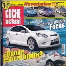 Carros: REVISTA COCHE ACTUAL Nº 982 AÑO 2007. COMP: HONDA CR-V 2.2 I-CTDI Y LAND ROVER FREELANDER 2 2.2.. Lote 175629827