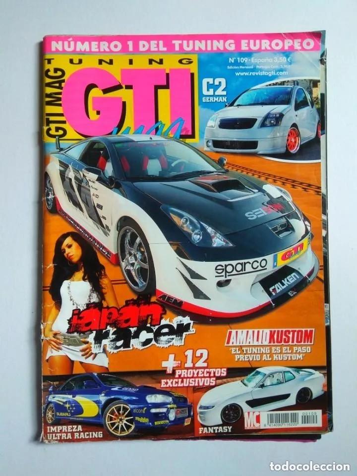 Coches: LOTE 7 REVISTAS GTI MAG - Foto 4 - 176217062