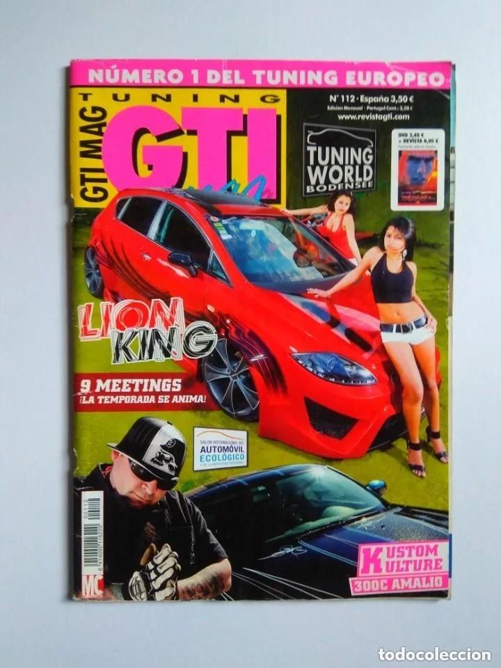 Coches: LOTE 7 REVISTAS GTI MAG - Foto 7 - 176217062