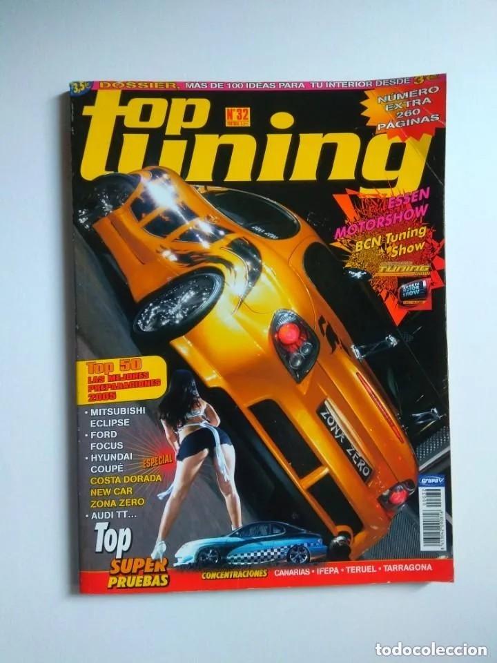 Coches: LOTE 10 REVISTAS TOP TUNING - Foto 5 - 176217642