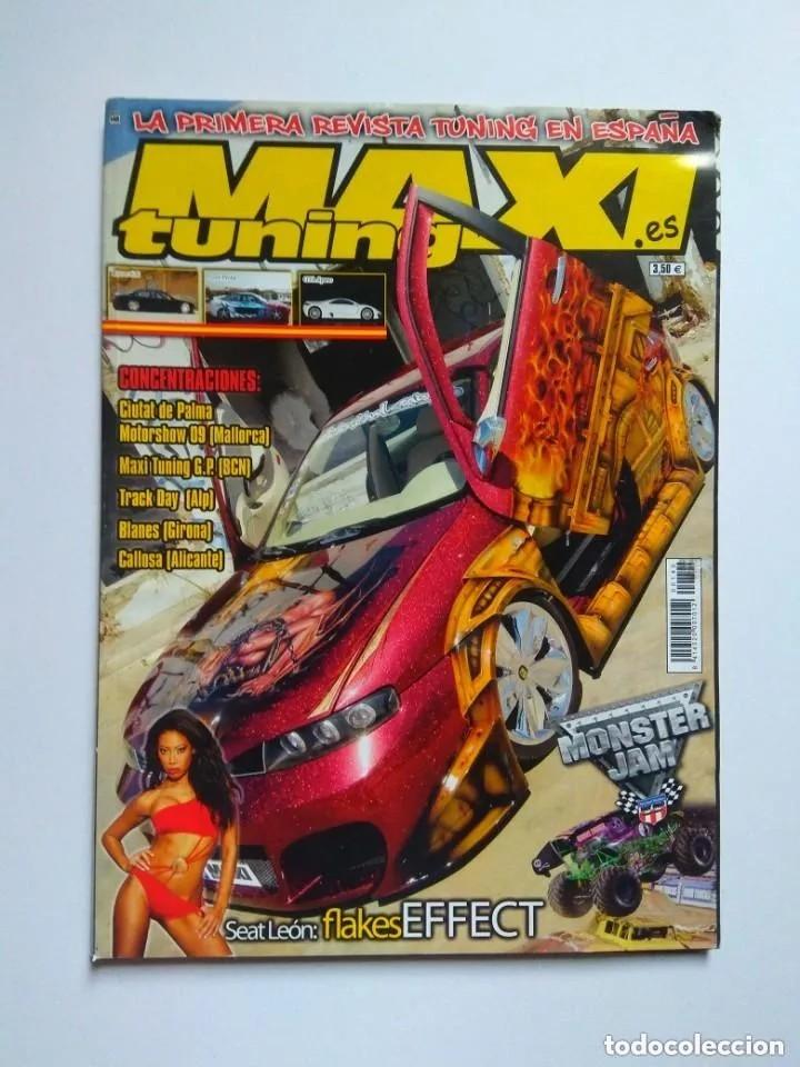 Coches: SUPERLOTE 58 REVISTAS MAXI TUNING - Foto 10 - 176218970