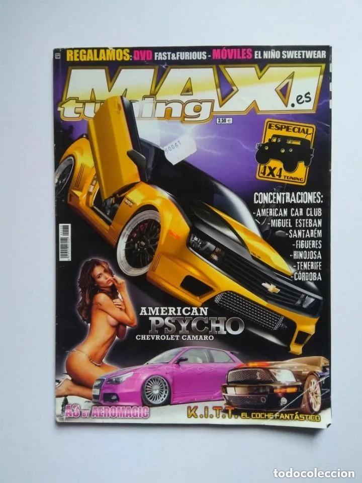Coches: SUPERLOTE 58 REVISTAS MAXI TUNING - Foto 21 - 176218970