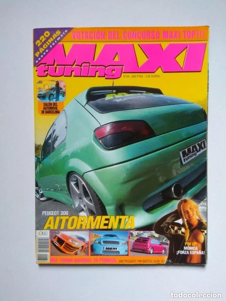 Coches: SUPERLOTE 58 REVISTAS MAXI TUNING - Foto 37 - 176218970