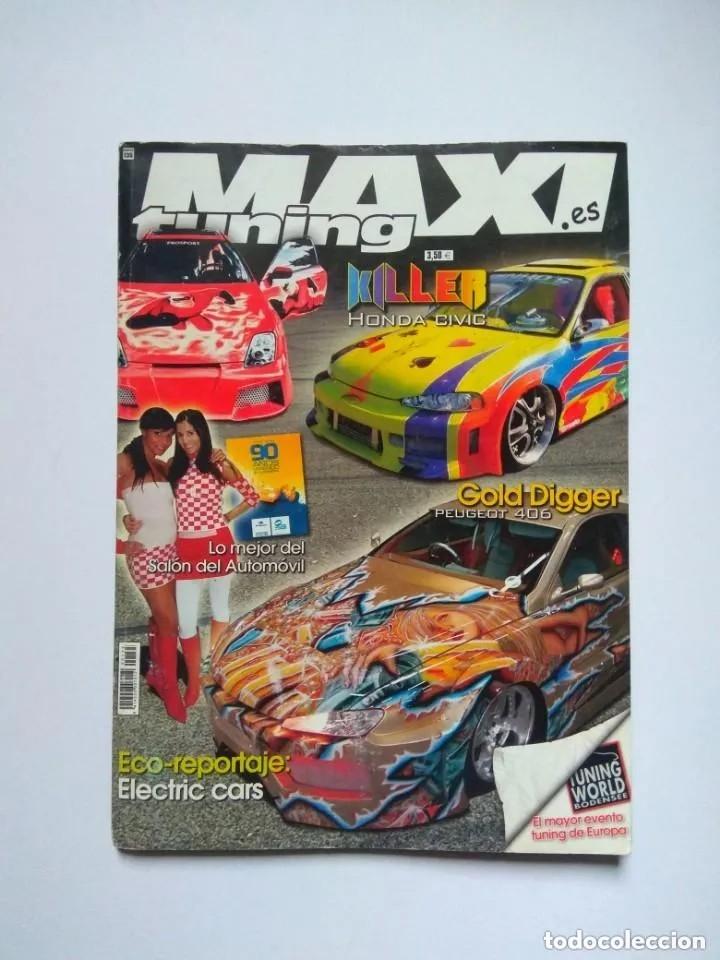 Coches: SUPERLOTE 58 REVISTAS MAXI TUNING - Foto 39 - 176218970