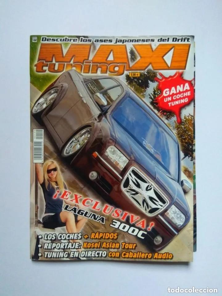 Coches: SUPERLOTE 58 REVISTAS MAXI TUNING - Foto 41 - 176218970