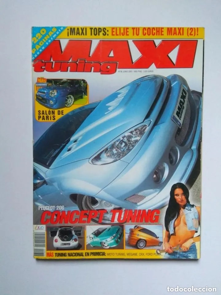 Coches: SUPERLOTE 58 REVISTAS MAXI TUNING - Foto 43 - 176218970