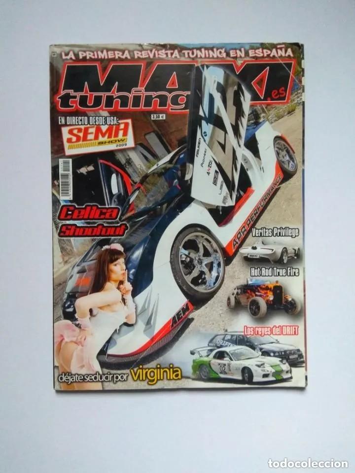 Coches: SUPERLOTE 58 REVISTAS MAXI TUNING - Foto 48 - 176218970