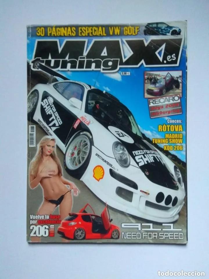 Coches: SUPERLOTE 58 REVISTAS MAXI TUNING - Foto 50 - 176218970
