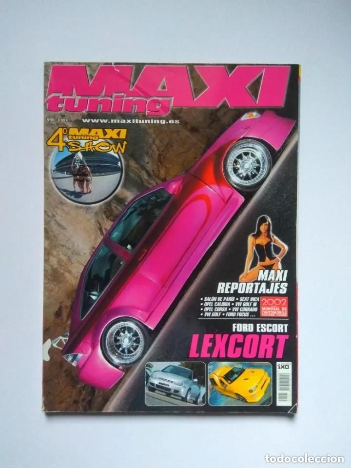 Coches: SUPERLOTE 58 REVISTAS MAXI TUNING - Foto 51 - 176218970