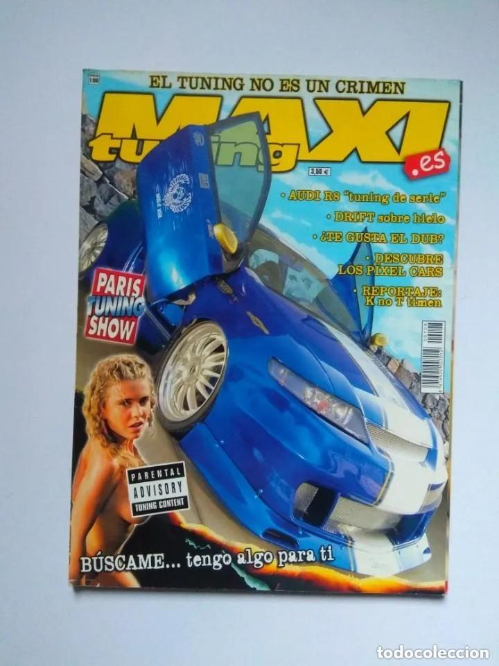 Coches: SUPERLOTE 58 REVISTAS MAXI TUNING - Foto 52 - 176218970