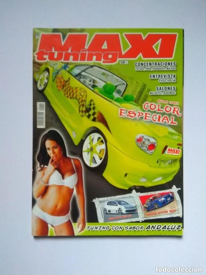 Coches: SUPERLOTE 58 REVISTAS MAXI TUNING - Foto 53 - 176218970