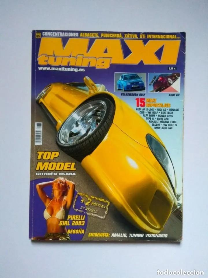 Coches: SUPERLOTE 58 REVISTAS MAXI TUNING - Foto 55 - 176218970