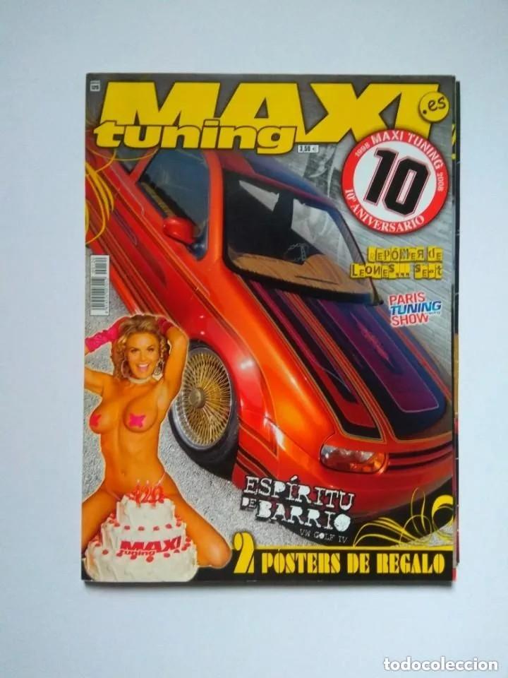 Coches: SUPERLOTE 58 REVISTAS MAXI TUNING - Foto 56 - 176218970