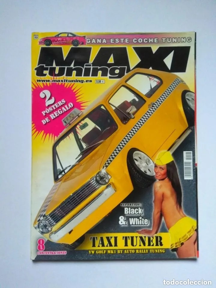 Coches: SUPERLOTE 58 REVISTAS MAXI TUNING - Foto 57 - 176218970