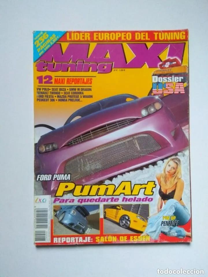 Coches: SUPERLOTE 58 REVISTAS MAXI TUNING - Foto 58 - 176218970