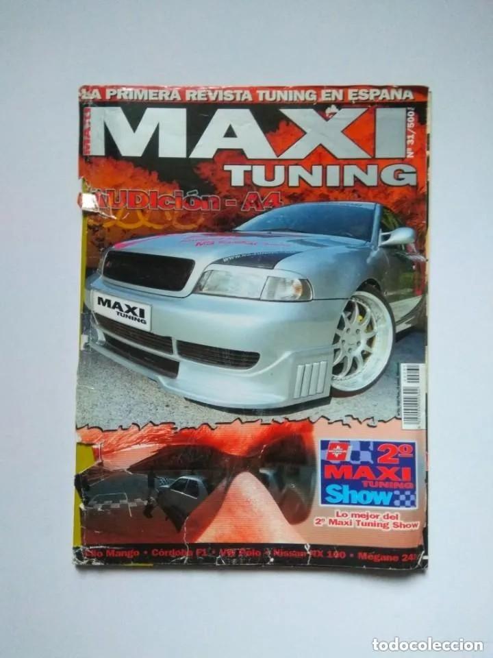 Coches: SUPERLOTE 58 REVISTAS MAXI TUNING - Foto 59 - 176218970