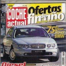 Coches: REVISTA COCHE ACTUAL Nº 558 AÑO 1998. . Lote 177117634