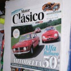 Coches: REVISTA MOTOR CLASICO Nº305 JULIO-AGOSTO 2013,AUDI QUATTRO,ALFA AUTODELTA,MILLE MIGLIA,LMK 917,308GT. Lote 177500787