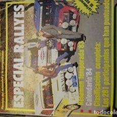 Carros: REVISTA AUTO HEBDO 35 ESPECIAL RALLYES TALBOT SAMBA GR. B OPEL CORSA 1800 FERRARI DAYS. Lote 177684289