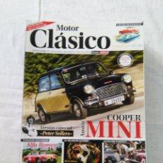 Coches: MOTOR CLÁSICO - REVISTA - Nº 320 - AUSTIN MINI COOPER. Lote 178186770