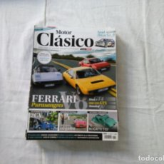 Coches: MOTOR CLÁSICO - REVISTA - Nº 308 - FERRARI V8 PURASANGRES. Lote 178205436