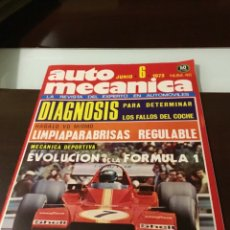 Coches: ANTIGUA REVISTA AUTOMECÁNICA. Lote 178632663