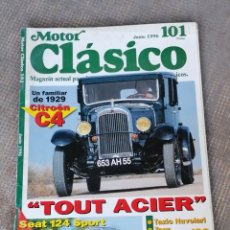 Coches: MOTOR CLÁSICO 101. Lote 178671772