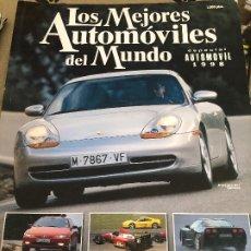 Coches: LOS MEJORES AUTOMOVILES DEL MUNDO 1998. Lote 178949083