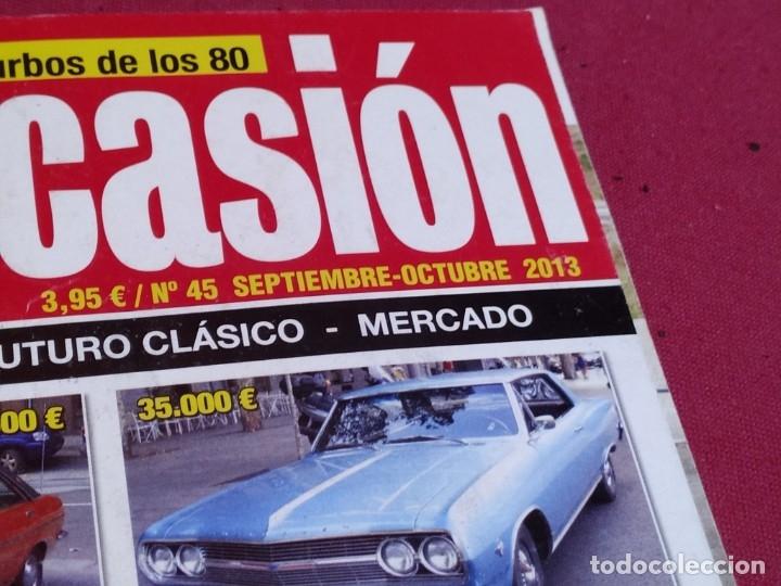 Coches: Revista Clasicos de Ocasion - Foto 2 - 179225978