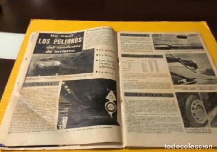 Coches: Revista autopista número 3 1962 extraordinario Pegaso reportaje increíble - Foto 3 - 180199777
