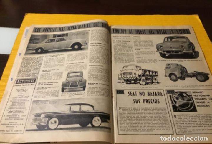 Coches: Revista autopista número 3 1962 extraordinario Pegaso reportaje increíble - Foto 4 - 180199777