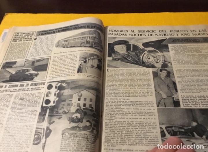 Coches: Revista autopista número 3 1962 extraordinario Pegaso reportaje increíble - Foto 6 - 180199777