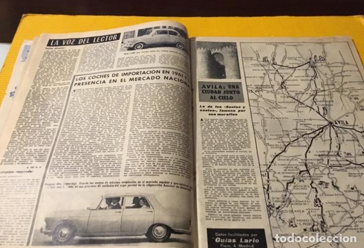 Coches: Revista autopista número 3 1962 extraordinario Pegaso reportaje increíble - Foto 7 - 180199777