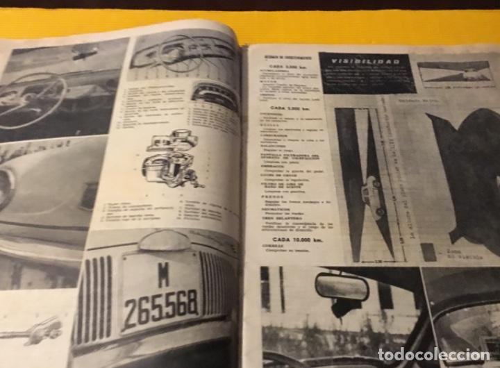 Coches: Revista autopista número 3 1962 extraordinario Pegaso reportaje increíble - Foto 11 - 180199777