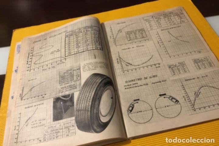 Coches: Revista autopista número 3 1962 extraordinario Pegaso reportaje increíble - Foto 12 - 180199777